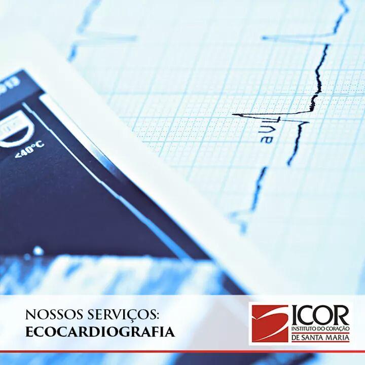 Você conhece nossos serviços de Ecocardiografia?