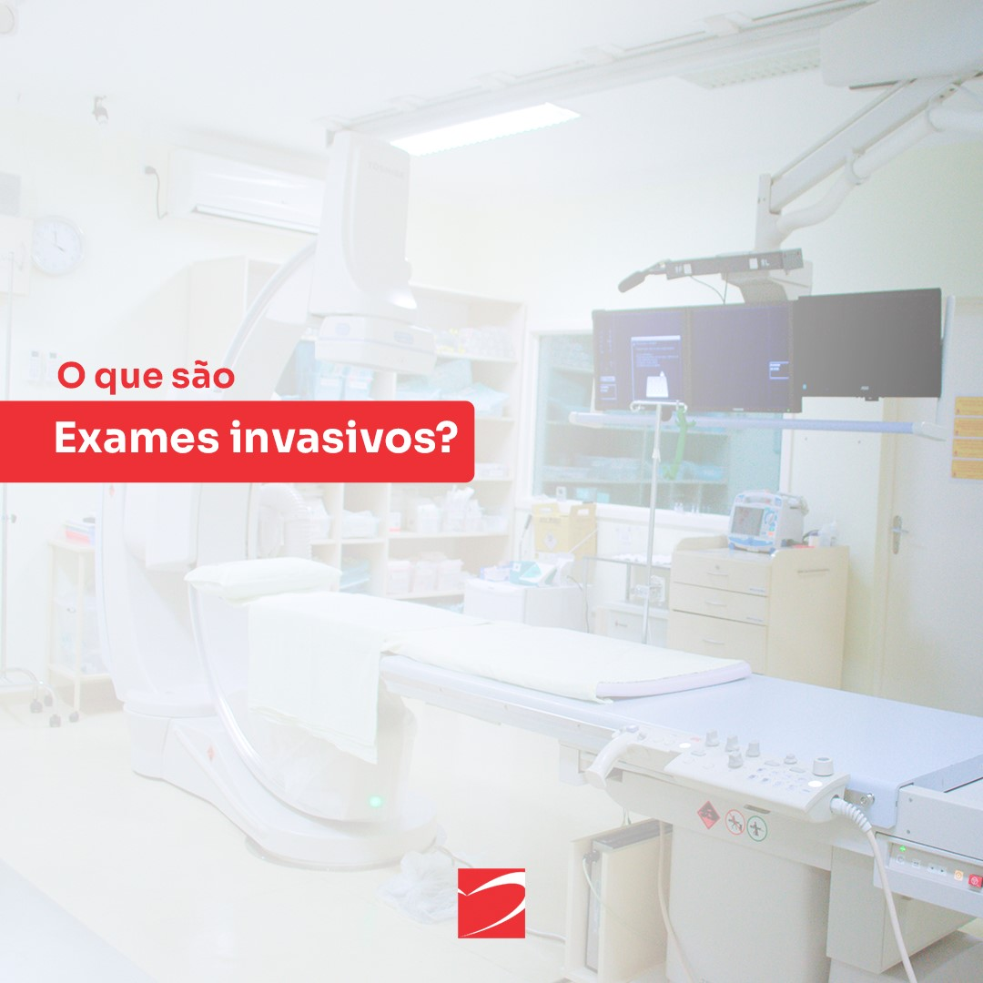 Exames invasivos