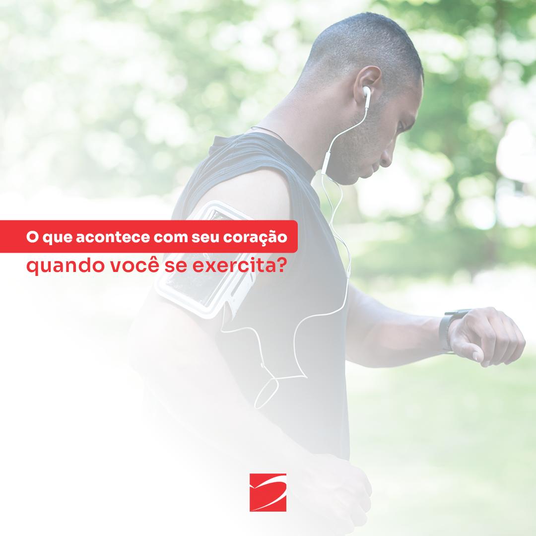 Exercícios físico e o coração