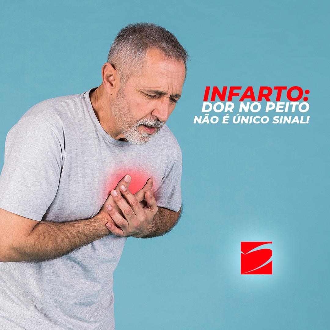 Dicas importantes podem evitar o infarto