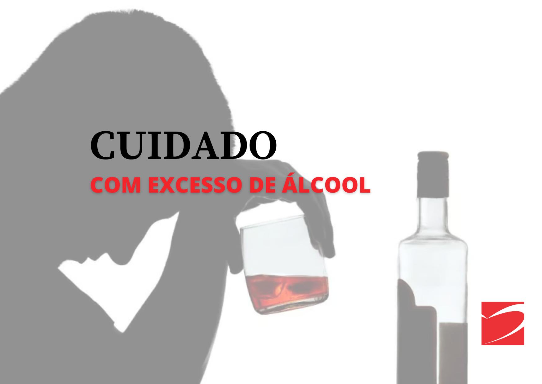 Complicações causadas pelo álcool